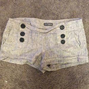Shorts so cute!